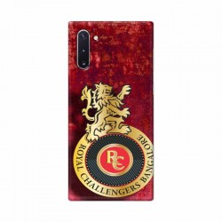 Buy Samsung Galaxy Note 10 Royal Challengers Mobile Phone Covers Online at Craftingcrow.com