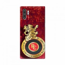 Buy Samsung Galaxy Note 10 Pro Royal Challengers Mobile Phone Covers Online at Craftingcrow.com