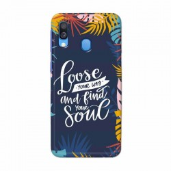 Buy Samsung Galaxy A40 Soul Mobile Phone Covers Online at Craftingcrow.com