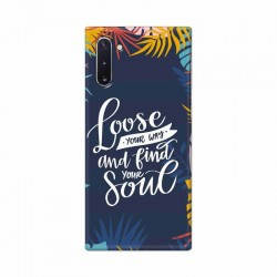 Buy Samsung Galaxy Note 10 Soul Mobile Phone Covers Online at Craftingcrow.com