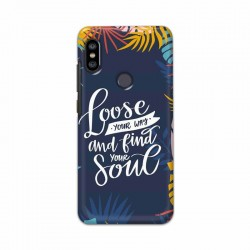 Buy Xiaomi Redmi Note 6 Pro Soul Mobile Phone Covers Online at Craftingcrow.com