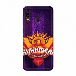 Buy Samsung Galaxy A20 Sunrisers hyderabad Mobile Phone Covers Online at Craftingcrow.com