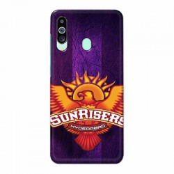 Buy Samsung M40 Sunrisers hyderabad Mobile Phone Covers Online at Craftingcrow.com