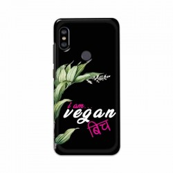 Buy Xiaomi Redmi Note 6 Pro Vegan Bitch Mobile Phone Covers Online at Craftingcrow.com