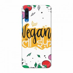 Buy Samsung Galaxy A50 Vegan Life Mobile Phone Covers Online at Craftingcrow.com