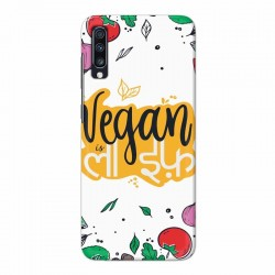 Buy Samsung Galaxy A70 Vegan Life Mobile Phone Covers Online at Craftingcrow.com