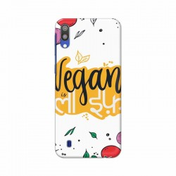 Buy Samsung Galaxy M10 Vegan Life Mobile Phone Covers Online at Craftingcrow.com