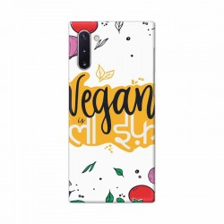 Buy Samsung Galaxy Note 10 Vegan Life Mobile Phone Covers Online at Craftingcrow.com