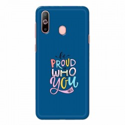Buy Samsung Galaxy A60 Be Proud I Mobile Phone Covers Online at Craftingcrow.com