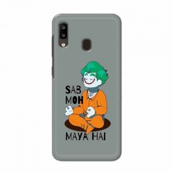 Buy Samsung Galaxy A20 Moh Maaya Mobile Phone Covers Online at Craftingcrow.com