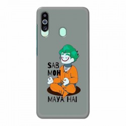 Buy Samsung M40 Moh Maaya Mobile Phone Covers Online at Craftingcrow.com