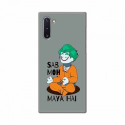 Buy Samsung Galaxy Note 10 Moh Maaya Mobile Phone Covers Online at Craftingcrow.com