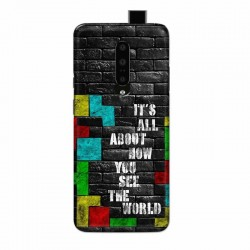Buy One Plus 7 Pro tetris (1) Mobile Phone Covers Online at Craftingcrow.com
