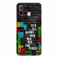 Buy Samsung Galaxy A60 tetris (1) Mobile Phone Covers Online at Craftingcrow.com