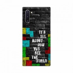 Buy Samsung Galaxy Note 10 tetris (1) Mobile Phone Covers Online at Craftingcrow.com
