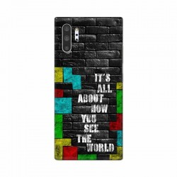 Buy Samsung Galaxy Note 10 Pro tetris (1) Mobile Phone Covers Online at Craftingcrow.com
