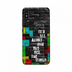 Buy Xiaomi Redmi Note 6 Pro tetris (1) Mobile Phone Covers Online at Craftingcrow.com