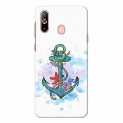 Buy Samsung Galaxy A60 Abstract Anchor Mobile Phone Covers Online at Craftingcrow.com