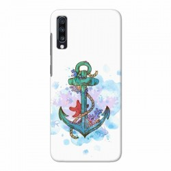 Buy Samsung Galaxy A70 Abstract Anchor Mobile Phone Covers Online at Craftingcrow.com