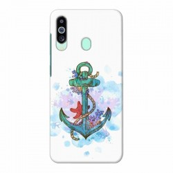 Buy Samsung M40 Abstract Anchor Mobile Phone Covers Online at Craftingcrow.com