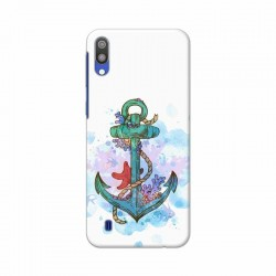 Buy Samsung Galaxy M10 Abstract Anchor Mobile Phone Covers Online at Craftingcrow.com