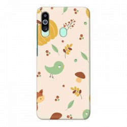 Buy Samsung M40 Auntumn Fox Mobile Phone Covers Online at Craftingcrow.com