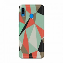 Buy Samsung Galaxy A30 Big Geometry Mobile Phone Covers Online at Craftingcrow.com