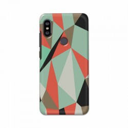 Buy Xiaomi Redmi Note 6 Pro Big Geometry Mobile Phone Covers Online at Craftingcrow.com