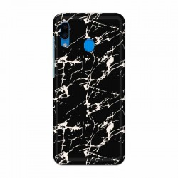Buy Samsung Galaxy A30 Black Marble Mobile Phone Covers Online at Craftingcrow.com