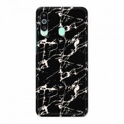 Buy Samsung M40 Black Marble Mobile Phone Covers Online at Craftingcrow.com