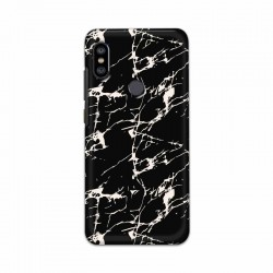 Buy Xiaomi Redmi Note 6 Pro Black Marble Mobile Phone Covers Online at Craftingcrow.com