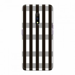 Buy Oppo Realme X Bold Pattern Mobile Phone Covers Online at Craftingcrow.com