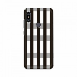 Buy Xiaomi Redmi Note 6 Pro Bold Pattern Mobile Phone Covers Online at Craftingcrow.com