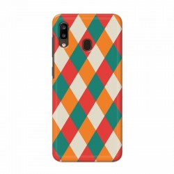 Buy Samsung Galaxy A20 Checkers Mobile Phone Covers Online at Craftingcrow.com