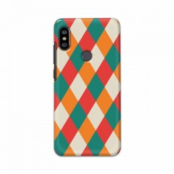 Buy Xiaomi Redmi Note 6 Pro Checkers Mobile Phone Covers Online at Craftingcrow.com