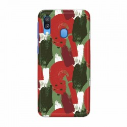 Buy Samsung Galaxy A40 Color SPlash Mobile Phone Covers Online at Craftingcrow.com