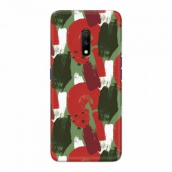Buy Oppo Realme X Color SPlash Mobile Phone Covers Online at Craftingcrow.com