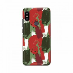 Buy Xiaomi Redmi Note 6 Pro Color SPlash Mobile Phone Covers Online at Craftingcrow.com