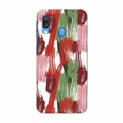Buy Samsung Galaxy A40 Color Mobile Phone Covers Online at Craftingcrow.com