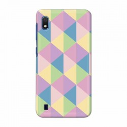 Buy Samsung Galaxy A10 Cubes Mobile Phone Covers Online at Craftingcrow.com