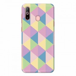 Buy Samsung Galaxy A60 Cubes Mobile Phone Covers Online at Craftingcrow.com