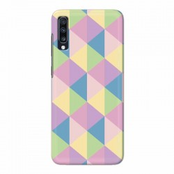 Buy Samsung Galaxy A70 Cubes Mobile Phone Covers Online at Craftingcrow.com