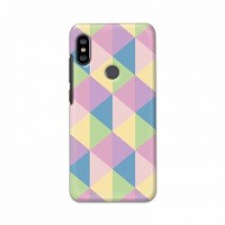 Buy Xiaomi Redmi Note 6 Pro Cubes Mobile Phone Covers Online at Craftingcrow.com