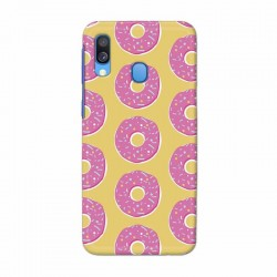 Buy Samsung Galaxy A40 Donuts Mobile Phone Covers Online at Craftingcrow.com