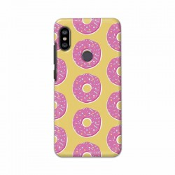Buy Xiaomi Redmi Note 6 Pro Donuts Mobile Phone Covers Online at Craftingcrow.com