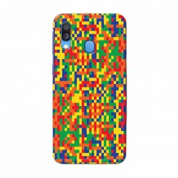 Buy Samsung Galaxy A40 Dots Mobile Phone Covers Online at Craftingcrow.com