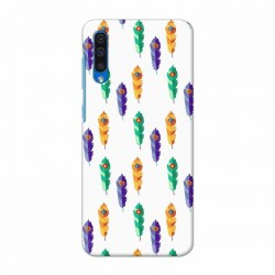 Buy Samsung Galaxy A50 Feathers Mobile Phone Covers Online at Craftingcrow.com