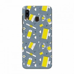 Buy Samsung Galaxy A20 Gadgets Mobile Phone Covers Online at Craftingcrow.com
