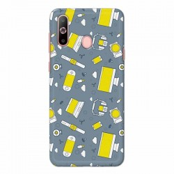 Buy Samsung Galaxy A60 Gadgets Mobile Phone Covers Online at Craftingcrow.com