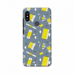 Buy Xiaomi Redmi Note 6 Pro Gadgets Mobile Phone Covers Online at Craftingcrow.com